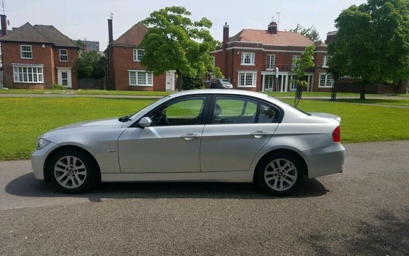 BMW I Series M Spot Gear Mot Or Swap In Nottingham - Bmw 321i