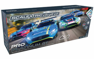 SCALEXTRIC ARC PRO WIRELESS PLATINUM GT SET