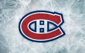 In the REDS!!! Montreal Canadiens tickets - $340/pair and up