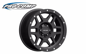 "Roues 18"" Pro Comp Jeep Wrangler JK 2007-2016 Roue Mag 18"