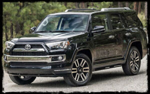 For Sale Toyota 4Runner Limited 2016