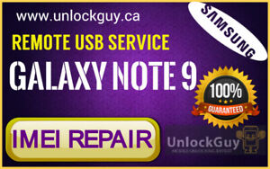 REPAIR BAD IMEI ON ALL SAMSUNG S10 S9 S8 S7 S6 NOTE 9 NOTE 8 FRP