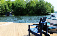 HALF PRICE Cottage Rental  (Monday - Friday) during August
