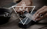 Knife Sharpening Services
