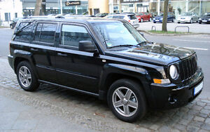 2008 Jeep Patriot Sedan