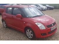 Suzuki Swift Glx. GUARANTEED FINANCE payment between £23-£46 PW