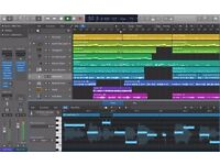 Logic Pro X 1-to-1 Tuition