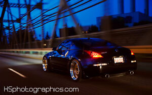 2007 Nissan 350Z Touring Coupe (2 door)