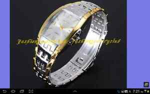 GREAT WATCH 2 TOONE SILVER/GOLD NEW 2016