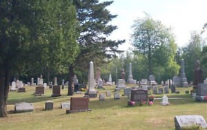 2 Grave Plots - Pine Hills Cemetery in Scarborough