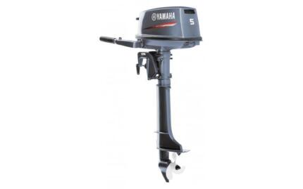5CMHS Yamaha 5hp 2-stroke Outboard motor Westminster Stirling Area Preview