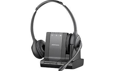 NEW Plantronics W720 Savi 3 in 1 Over-The-Head Binaural Headset