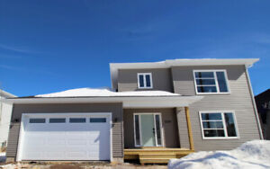 Brand New 2 Storey in Moncton East (UNDER CONSTRUCTION)