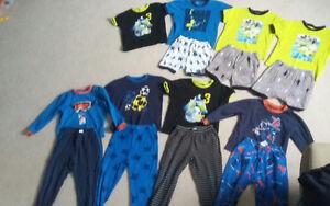 Pekkle cotton pyjamas size 4/5