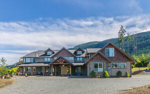 Spectacular Mansion on 2.5 Acres in prestigious Benson Meadows!!