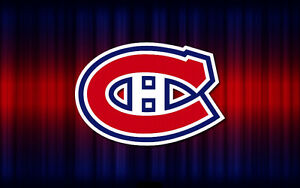 HOCKEY / CANADIENS vs TORONTO MAPLES LEAFS CLUB DESJARDINS A 215