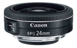 New canon 24mm 2.8 lens