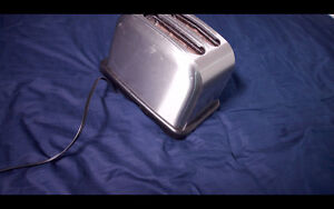 Brand New TOASTER stainless steel for Sale