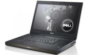 Dell Precision M 4700 - i7-3940XM Processor 3.2 GHz with 32 GB RAM & SSD, Professional Laptop - STORE DEAL!!