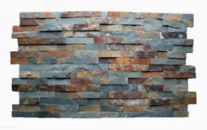 Ledgestone Veneer stone BackSplash for Sale 6 colors.