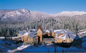 Whistler village 1 bdr, Dec 26 - Jan 1; 5 star Embarc resort