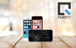 Remplacement écran vitre brisée iPhone 6-6s-6+-7-7+-8-8+