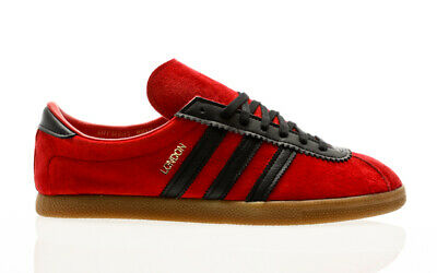 Adidas Originals London Scarlet-Black-Gold EE5723 Men Sneaker Men's