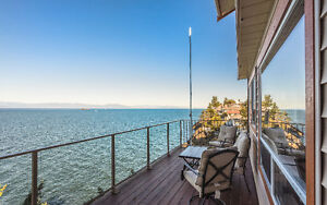 Oceanfront with Unobstructed Views - New price