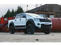 2014 Ford Ranger Pick Up Double Cab Limited seeker Raptor automatic 4 door Pi...