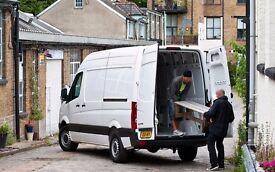 Van Removals Man/Men Glasgow