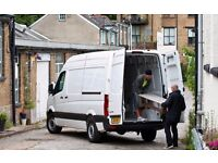 Van Removals Man/Men Glasgow