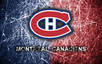 2015-16 MONTREAL CANADIENS HOCKEY TICKETS - BILLETS SAISON HABS