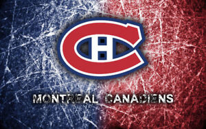 MONTREAL CANADIENS TICKETS TO HOME GAMES - CHRISTMAS PRESENTS
