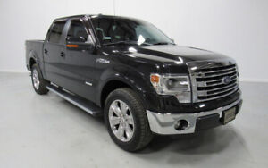 2013 Ford F150 Lariat Eco Boost
