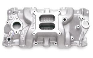 Edelbrock Performer RPM Intake Manifold SBC 7101 Camaro Chevelle Nova Hot Rod Small Block Chevy