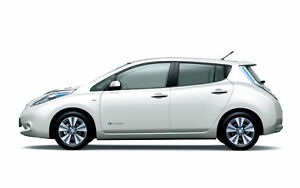 Lease takeover - 2016 Nissan Leaf SV Hatchback
