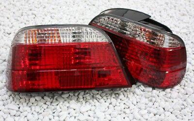 SET PASSEND FÜR BMW E38 7ER 98-01 RÜCKLEUCHTEN BLINKER FACELIFT NEU Lampy tylne i światła stopu