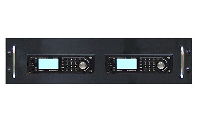 Rack Mount For 1 Or 2 Uniden Bc536 Bcd996p2 Bct-15 And Others Of The Same Size