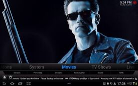 Amazon Fire stick fully loaded with kodi , will deliver