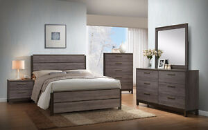 BEDROOM SET DEALS!!! QUEEN SIZE SOLID WOOD BEDROOM SET FROM 699$