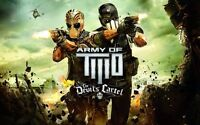 Looking for army of two: Devils cartel