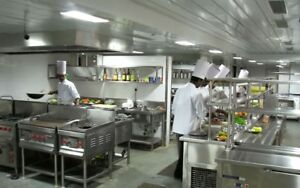 NEW COMMERCIAL KITCHEN EQUIPMENT 50%OFF