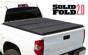 Chevy Extang Solid Fold 2.0 Tonneau Cover (Damaged)