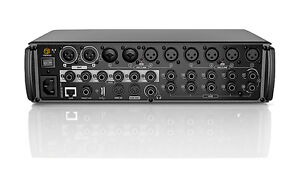 RCF M18 Wi-Fi Controlled Digital Mixer 18 Input Channels