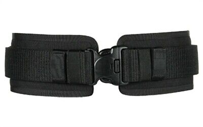 Blackhawk Belt Pad Wivs Fits 28 - 34 Black - 41bp00bk