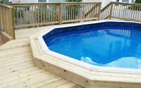 Book you new deck or fence today, spring is around the corner!