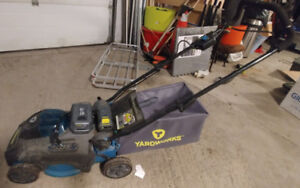 40v Battery and Charger for Yardworks