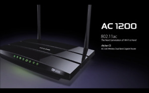 TP-LINK Archer C5 | AC1200 Wireless Dual Band Gigabit Router