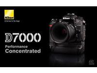 Nikon D7000 less than 10,000 shutter uses!