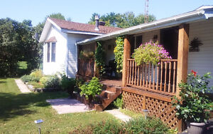 FOR SALE: Beautiful Country Bungalow Home or All-Season Cottage